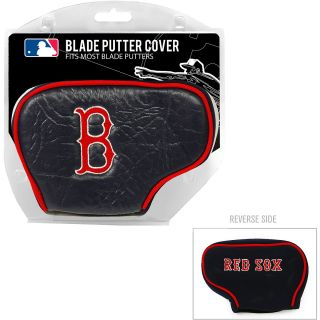 Team Golf MLB Boston Red Sox Blade Putter Cover (637556953018)