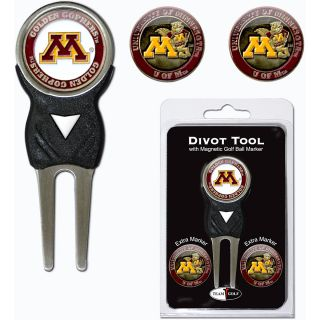 Team Golf University of Minnesota Golden Gophers 3 Marker Signature Divot Tool