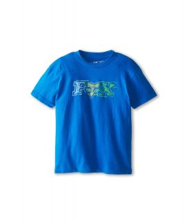 Fox Kids Crazed Tee Boys T Shirt (Blue)