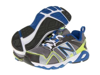 New Balance Kids KJ695 Boys Shoes (Blue)