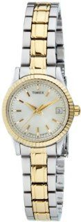 Timex Women's T2M559 R Series Classic Two Tone Bracelet Dress Watch Timex Watches