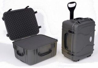 Seahorse SE1220F GM Waterproof Storage and Transport Case with Foam   Gun Metal Grey   Diving Dry Boxes