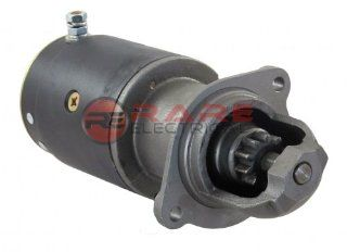 NEW STARTER MOTOR ALLIS CHALMERS LIFT TRUCK FP 40 50 60 70 80 GAS 4910848 61906 Automotive