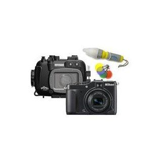 Fantasea Nikon Coolpix P7000 Camera & Underwater Housing Set (with FREE Fantasea Nano Spotter Light   a $9.95 Value)  Camera & Photo
