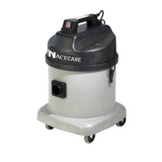 NaceCare NDS 570 Single Motor Fine Dust Vacuum with B2 Kit, 5 Gallon Tank Capacity, 1200W Vacuum Motor, 1.6 HP Household Vacuums