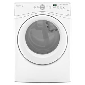 Whirlpool Duet 7.4 cu. ft. Gas Dryer in White WGD70HEBW