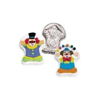 Wilton Juggling Circus Clown Cake Pan (2105 572)   Novelty Cake Pans