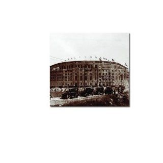 "Mousepad New York Yankees ""1923 Stadium"" Mousepad Major League Baseball Sport Bat Ball Team Fan Memorabilia Souvenir Base Sport  Ny Yankee Mouse Pad  Sports & Outdoors"