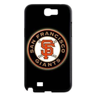 Custom San Francisco Giants Case for Samsung Galaxy Note 2 N7100 IP 22248 Cell Phones & Accessories