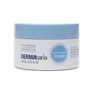 DERMAbaria Ultra Rich Hydrating Cream for Dry / Sensitive Skin 6.76 fl oz (200 ml)  Body Gels And Creams  Beauty