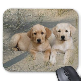 Labrador Retriever Mousepad Puppies