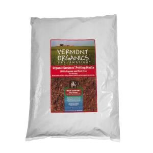 Vermont Organics Reclamation Soil 1 cu. ft. Organic Growers Potting Media OGPM1CF