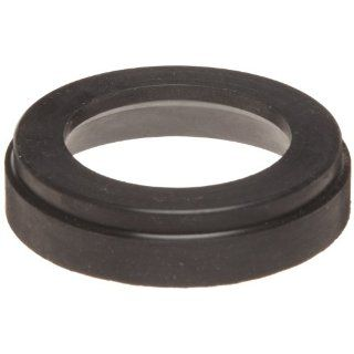 "Dixon AWR14 Air Hose Fitting Rubber Washer for Air King 4 Lug Quick Acting Coupling, 2 3/8"" Diameter Universal Hose Fittings"