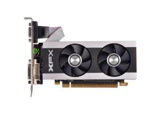 XFX Double D Geforce GT630 810MHz 2 GB DDR3 HDMI DVI VGA PCI E Graphics Cards (GT630NCDF2) Computers & Accessories