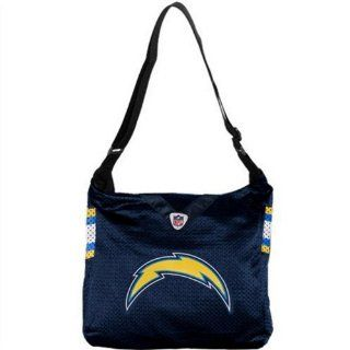 SAN DIEGO CHARGERS NFL MVP JERSEY TOTE BAG PURSE NEW LARGE LOGO  Athletic Jerseys  Sports & Outdoors