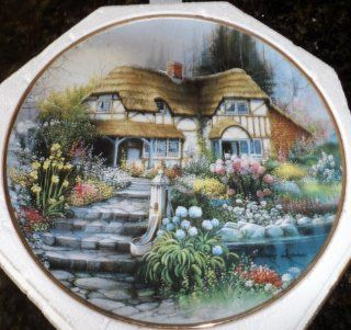 Franklin Mint Collection by Andres Orpina.Country Retreat  Commemorative Plates
