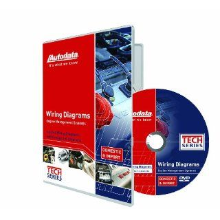Autodata 12 CDX640 2012 EMS Wiring Diagrams DVD Automotive
