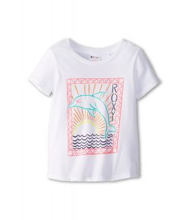 Roxy Kids Dolphin Splash H S/S Tee Girls T Shirt (Multi)