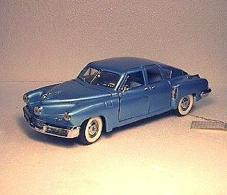 1/24 Scale Franklin Mint 1948 Tucker Torpedo