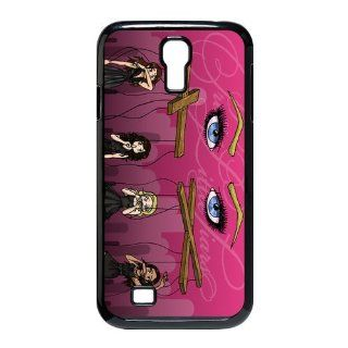 Personalized Case for Samsung Galaxy S4 I9500   Custom Pretty Little Liars Picture Hard Case LLS4 666 Cell Phones & Accessories