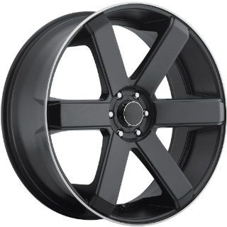 Dropstars 644B 26 Black Wheel / Rim 6x135 & 6x5.5 with a 25mm Offset and a 108 Hub Bore. Partnumber 644B 2616825 Automotive