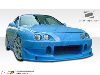 1998 2001 Acura Integra 2DR Duraflex Buddy Body Kit   4 Piece   Includes Buddy Front Bumper Cover (102578) Buddy Rear Bumper Cover (101368) Buddy Side Skirts Rocker Panels (101369) Automotive
