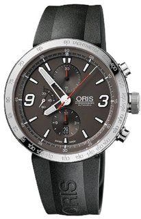 Oris Tt1 Chronograph Mens Watch 674 7659 41 63 RS TT1 Watches