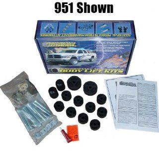 "Performance  Accessories  682  2"" Body Lift Kit  Dodge  Dakota  2Wd  97 99 Automotive"