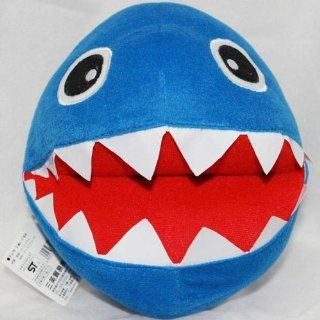 Nintendo Super Mario Plush Toy Stuffed Animal Blue Chain Chomp  Early Development Activity Centers  Baby