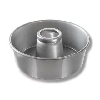 Chicago Metallic 46565 #656 Angel Food Tube Cake Pan   6 / CS Round Cake Pans Kitchen & Dining