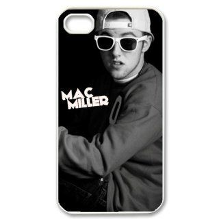 Iphone 4 4s Case Cover With Super Rap Star Mac Miller Best iphone case show 1y579 Cell Phones & Accessories