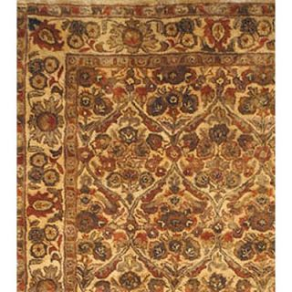 Safavieh Antiquities Garden Panel Gold Rug