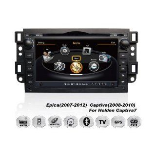 CHEVROLET EPICA AVEO CAPTIVA OEM Digital Touch Screen Car Stereo 3D Navigation GPS DVD TV USB SD iPod Bluetooth Hands free Multimedia Player  In Dash Vehicle Gps Units