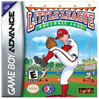 Little League Baseball Video Games
