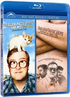 Trailer Park Boys (The Movie / Countdown to Liquor Day Double Feature) (Blu ray) John Paul Tremblay, Lucy Decoutere, Lydia Lawson Baird, Mike Smith, Robb Wells, Mike Clattenburg Movies & TV