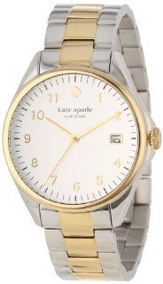 kate spade new york Women's 1YRU0093 Large Two Tone Seaport Watch at  Women's Watch store.