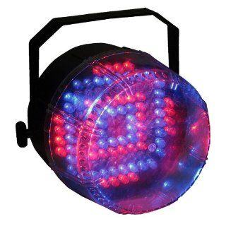 Mansion Super Shot Color LED Strobe 112 High Power RGB LEDs sound activated or manual speed control light effect dj club lighting X 703 LED Musical Instruments
