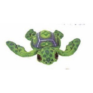 "Big Eyed Green Sea Turtle 17"" by Fiesta Toys & Games"