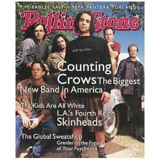 Rolling Stone Magazine, Issue 685, June 1994, Counting Crows Cover Jann S Wenner Books