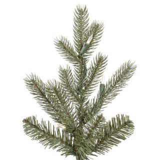 Vickerman Co. Austrian Fir Slim Christmas Tree with 500 LED Lights