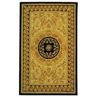 "2'3"" x 10' Runner Safavieh Rug NA704A 210 Hand Tufted China ""Naples Collection""   Area Rugs"