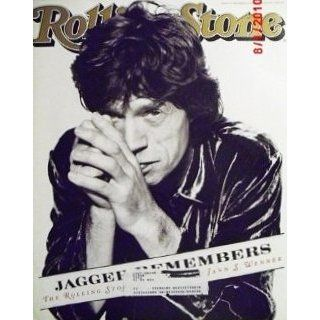 Rolling Stone Magazine, Issue 723, Mick Jagger cover Various Books