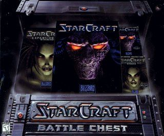 StarCraft Battle Chest Video Games