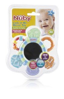 Nuby Look At Me Mirror Toy New Born, Baby, Child, Kid, Infant  Infant And Toddler Apparel Accessories  Baby