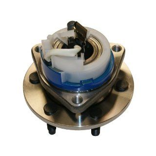 GMB 730 0376 Wheel Bearing Hub Assembly Automotive