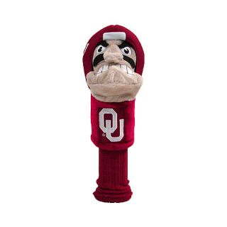 Team Golf University of Oklahoma Sooners Mascot Head Cover (637556244130)