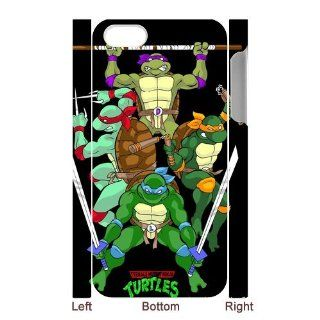 Teenage Mutant Ninja Turtles iPhone 5 Case Hard Plastic iPhone 5 Fitted Case Cell Phones & Accessories