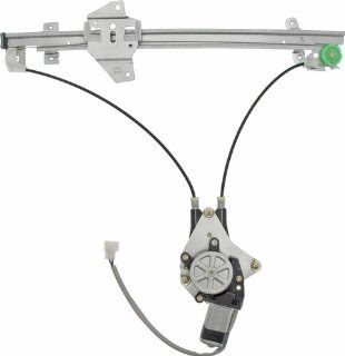 Dorman 741 900 Front Driver Side Replacement Power Window Regulator with Motor for Mitsubishi Galant Automotive