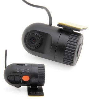 The Latest Model of Ultra Wide Angel Black Hero 720P HD Car Black DVR Camera With Loop Recording & Motion Detection 32GB  Vehicle Backup Cameras