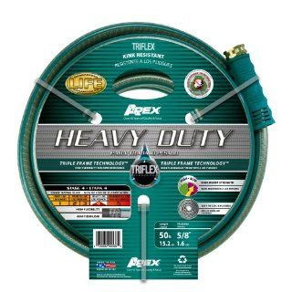 Apex 8560 75 Triple Frame Heavy Duty Hose, 5/8 Inch by 75 Feet (Discontinued by Manufacturer)  Garden Hoses  Patio, Lawn & Garden